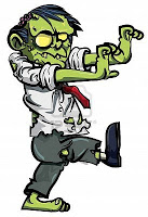 10823876-cartoon-zombie-with-brains-exposed-isolated-on-white